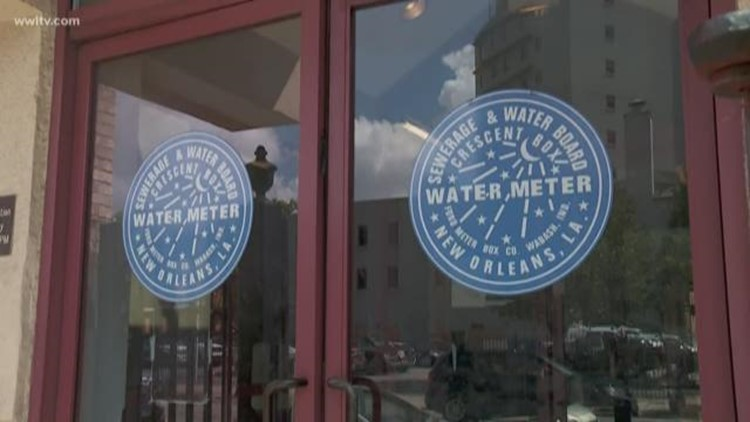 Key S&WB 'water hammer' project completed