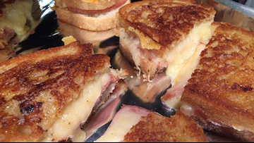 Recipe: Chef Kevin Belton's Croque Monsieur and Hot Bacon-Crab Dip