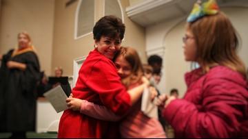 Gayle Benson gifts children's home trip to Disney World