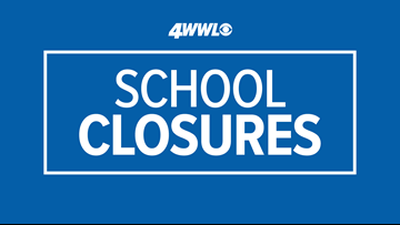 School delays, closings due to Severe Weather