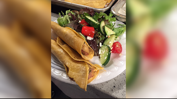 Recipe: Chef Kevin Belton's baked chicken taquitos
