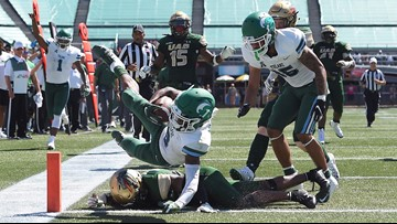 Erdely with late TD to Scott puts UAB over Tulane 31-24