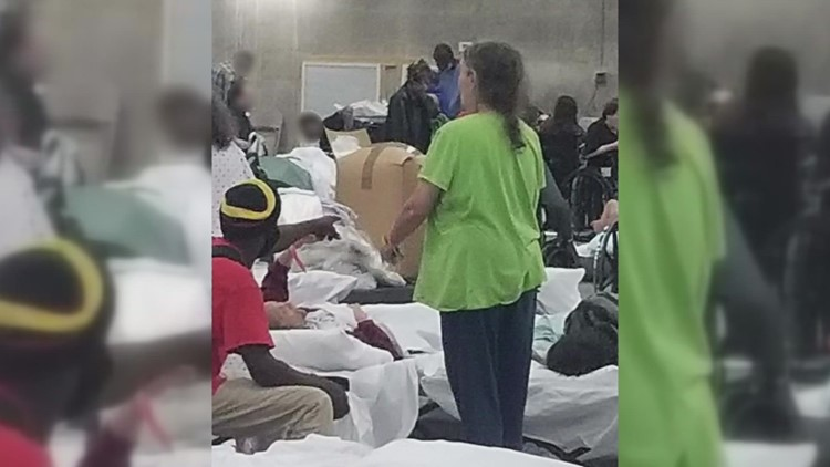 Yelling, tears, stacked bags of human waste: Inside the nursing home warehouse