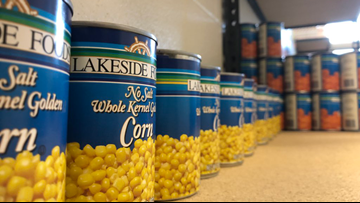 Food pantry opens at Braithwaite school for Hunger Action Month