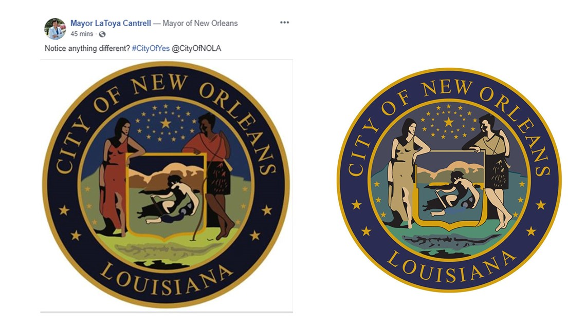 Gas Prices Orleans >> Mayor Cantrell posts new, inclusive version of City of New ...