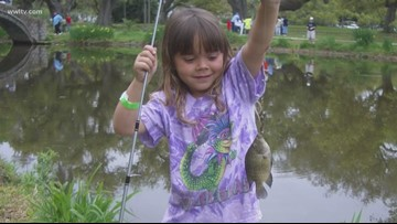 Fish & Game Report: Previewing this weekend's City Park Bass Rodeo