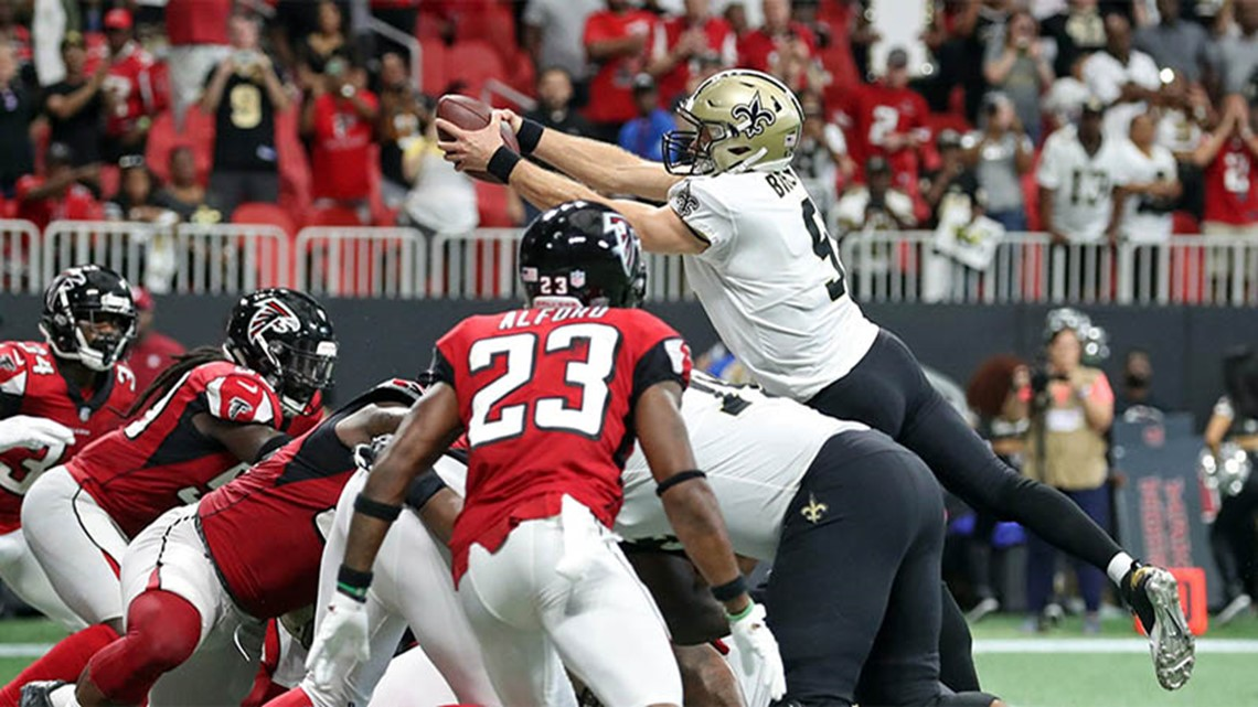 USA Today: Saints soar in NFL power rankings; entire NFC South in top 7