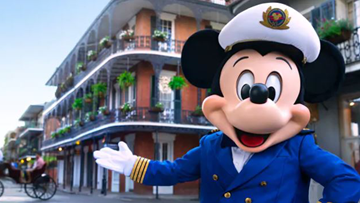 Disney Cruise Line to offer cruises from New Orleans in 2020