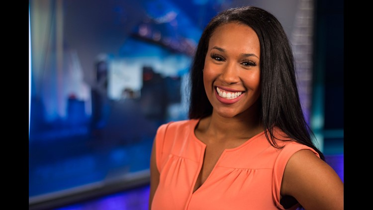 Sheba Turk - Eyewitness Morning News Anchor