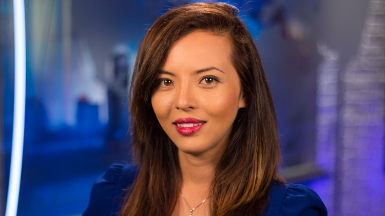 Jacqueline Quynh - Reporter