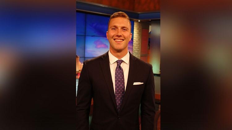 Andrew Doak -- Sports Reporter