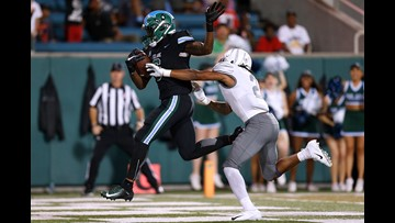 Tulane rips Memphis for first win over Tigers in 18 years
