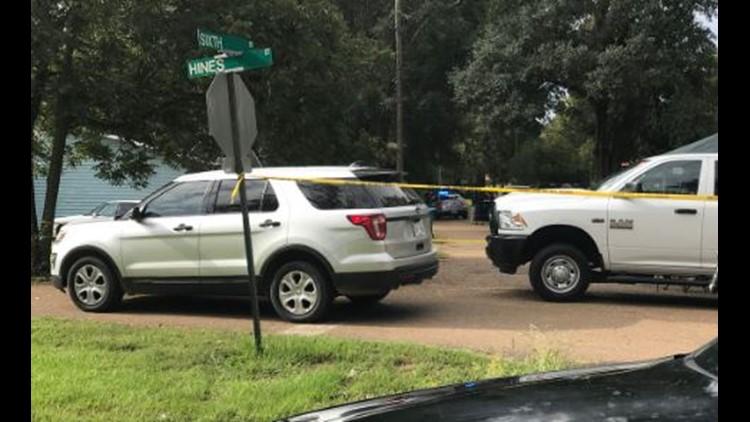 MS  police officers die in early morning shooting