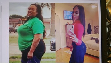Weight Loss Wednesday: The secret behind one woman's 145 lbs. transformation
