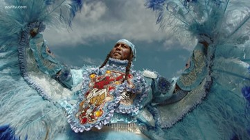 Inside New Orleans' Mardi Gras Indian culture