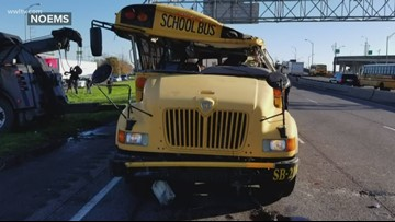 Officials: City Hall, School Board, charter schools must work together to prevent school bus accidents
