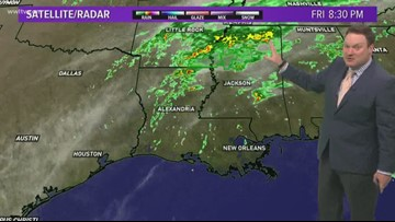 Weather Expert Forecast: Possible Storms Saturday, Cooler Sunday