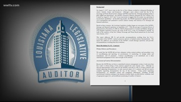 Clancy's commentary: Will the S&WB improve after audit?