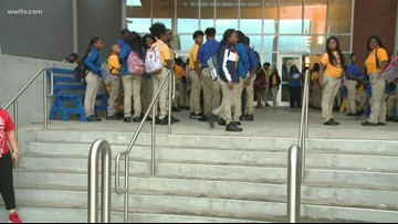 'New Beginning' at Kennedy High School? Students return after grade-fixing scandal