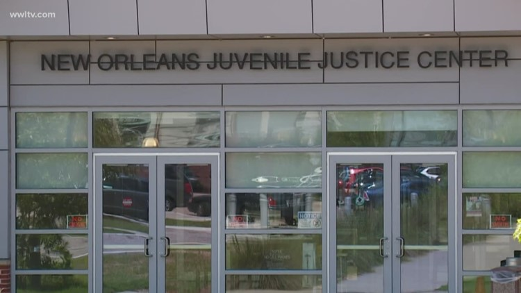 14-year-old repeat offender given $950,000 bail in New Orleans