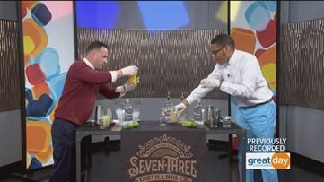 Making a Moonshine Margarita!