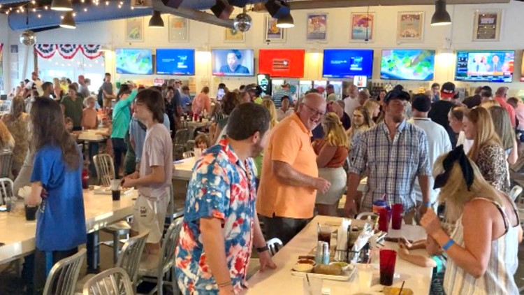 Other Gulf Coast tourism destinations are now COVID hotspots