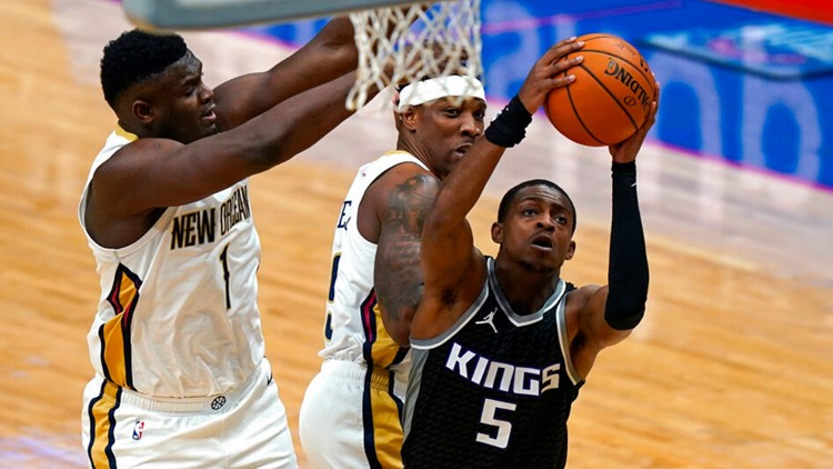 Pelicans have woeful 4th quarter in loss to Kings
