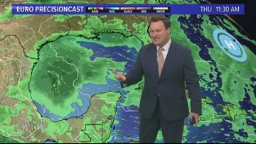 Tropical Update: Friday Evening