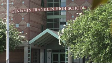 'We were terribly distraught:' Ben Franklin High leaders apologize for graduation incident