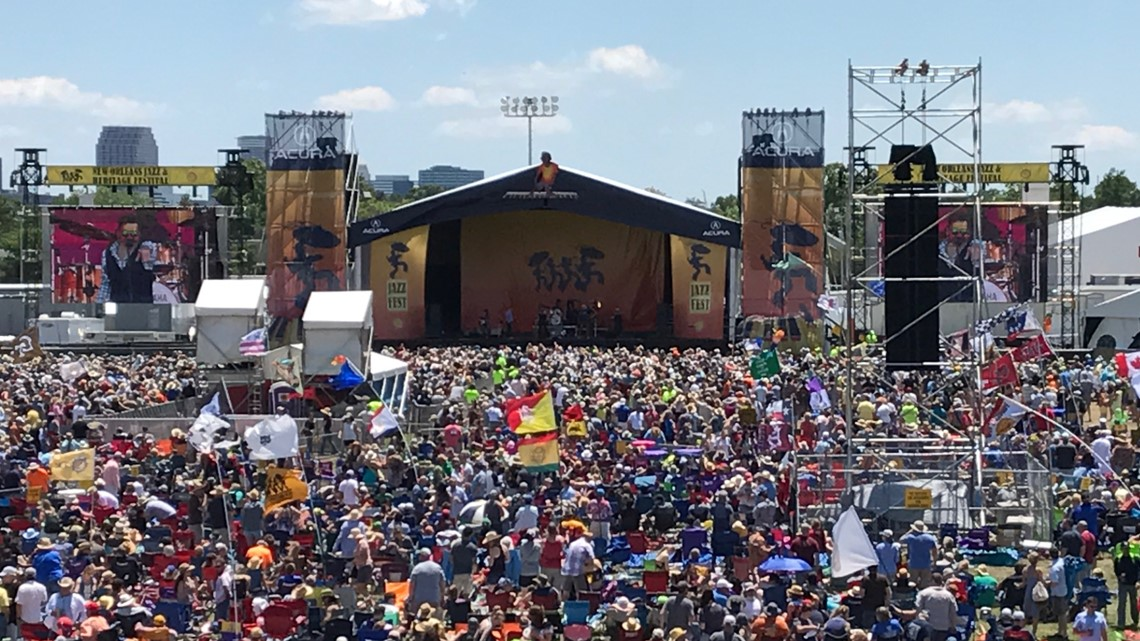Jazz Fest will keep 8-day schedule after large crowds this year