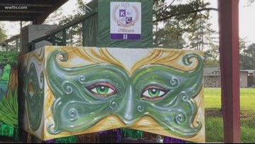 Biloxi man wanted in connection to stolen Mardi Gras float