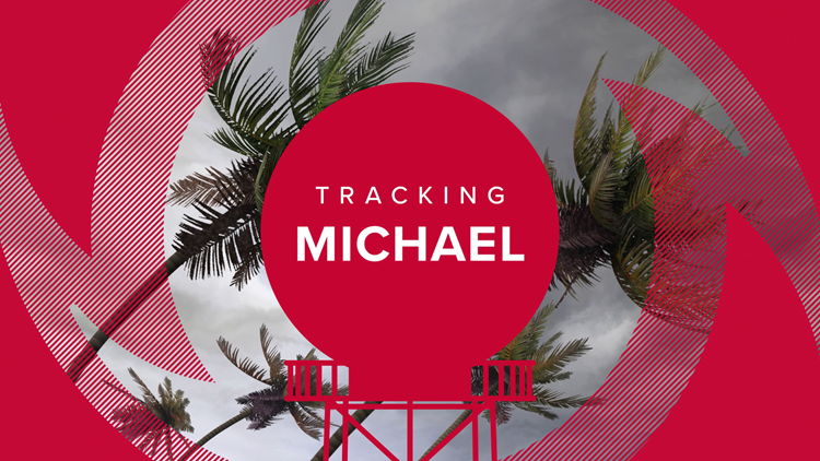Tracks, models and path of Hurricane Michael. The paths are updated every 3 hours at 1 am, 4 am, 7am, 10am, 1pm, 4pm, 7 pm and 10 pm. Keep up with the latest with Louisiana's Weather leader.