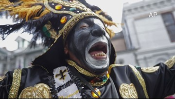 Zulu officials say Mardi Gras blackface tradition isn't going anywhere