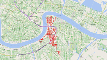 Entergy: More than 9,000 lost power on Westbank early