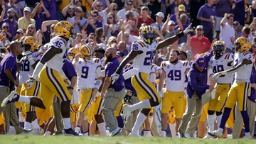 When is the LSU v Arkansas game on? Where to watch