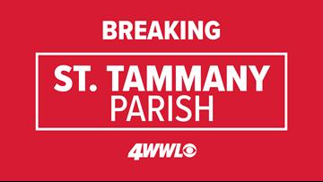 St. Tammany deputy hospitalized after car strikes tree