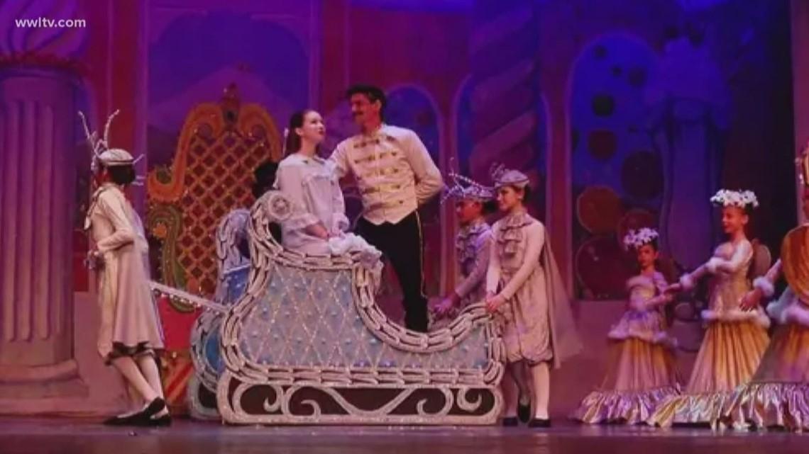 Ballet Louisiane Presents 'The Nutcracker'