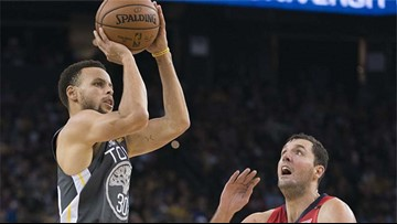 Pelicans drop 3rd straight as Curry leads Warriors