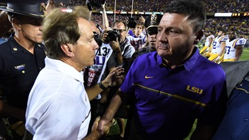 LSU, Bama to find out who they are in game of the year