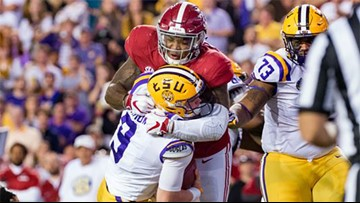 Will Arkansas be LSU's antidote in the wake of that numbing loss to Alabama last week?