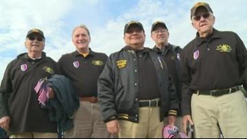 Local veterans celebrated at annual St. Bernard Veterans Day Parade