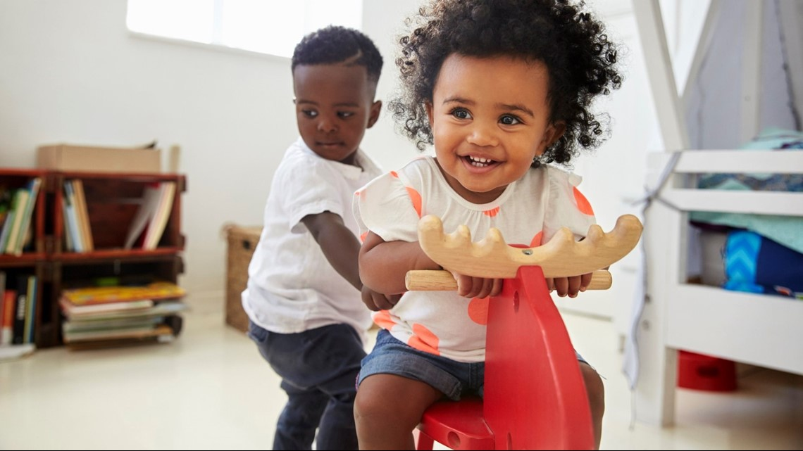 Engaging your toddler: Babies get curious & explorative | The Parenting Center