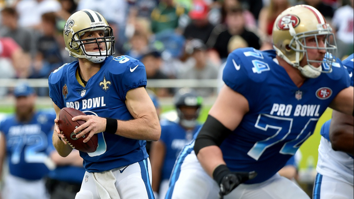 See which Saints made it onto the 2019 Pro Bowl ballot