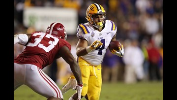 LSU player who didn't score on purpose, was doing what he was supposed to do
