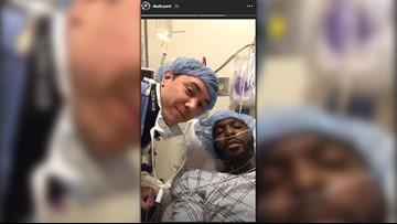 Doctor says Dez Bryant's surgery on Achilles was 'a success'