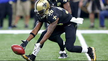 Former Saints RB Travaris Cadet signs with Panthers