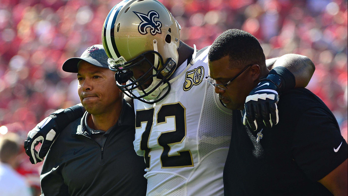Should Saints scout left tackles after Armstead's latest injury?