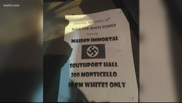 Venue owners denounce racist flyers; offering $3,500 reward to find who posted them