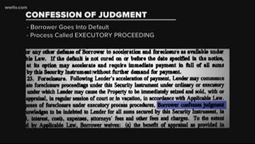 Unique La. law 'slanted against borrowers' lets mortgage lenders easily take property