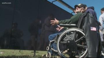 The Wall that Heals: Vietnam War Wall replica sets off emotions in veterans
